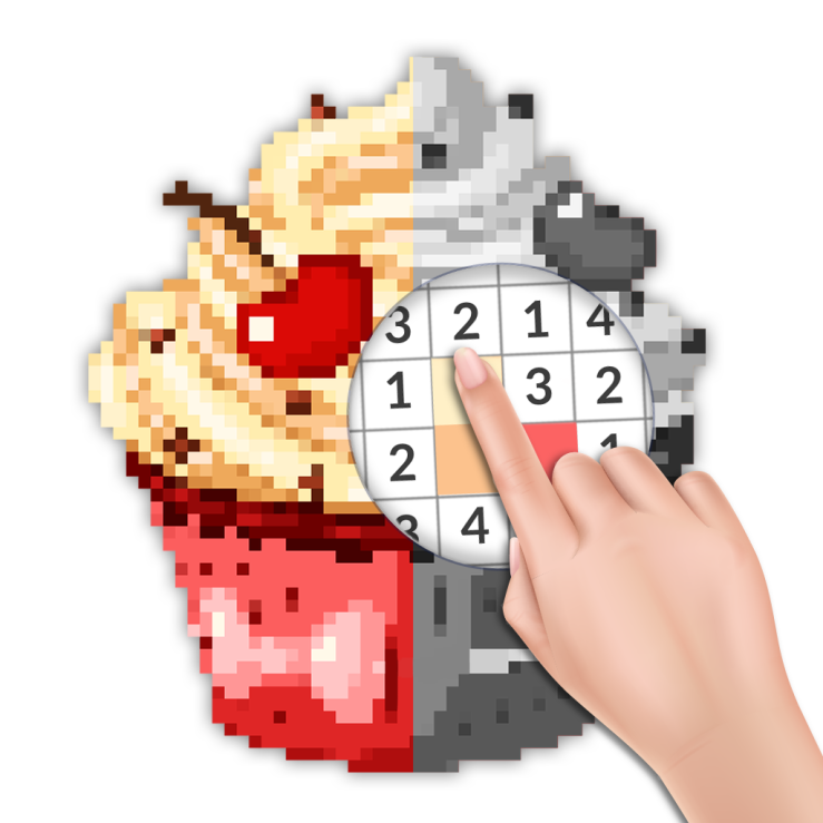Раскраски по Номерам — Игры и приложения для iPhone и iPad